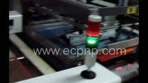 Automatic Flat Screen Printing Machine Automatic Flatbed Screen Printer