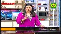 Recipe of Achaari Hara mutton, Masala Botti & Chocolate Halwa By Zarnak Sidhwa Part 3 | HUM Masala TV | Food Diaries Recipes | LivePakNews.Com