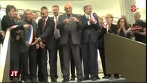 Annecy : Inauguration du Bonlieu Scène Nationale
