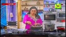 Recipe of Achaari Hara mutton, Masala Botti & Chocolate Halwa By Zarnak Sidhwa Part 2 | HUM Masala TV | Food Diaries Recipes | LivePakNews.Com