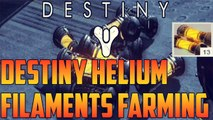 Destiny - Fastest Method to get Helium Filaments (New Best Helium Filaments Farming Method)