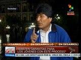 Evo Morales aboga por integración regional impulsada por Hugo Chávez