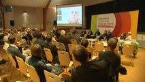 Réunion publique sur la fusion Bourgogne-Franche-Comté à Noidans les Vesoul