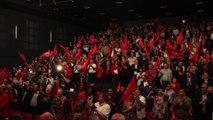 Congrès de rentrée du PS à Tubize