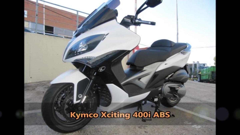 Kymco Xciting 400i ABS – Prueba en Portalmotos