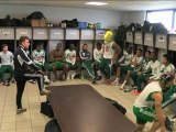 lAS Saint-Etienne fait son Harlem Shake, AS Saint-Etienne made his Harlem Shake!