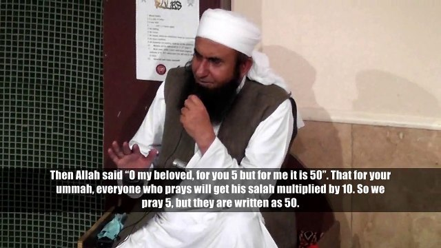 Ghair mulki Muslims ko Hidayat by Maulana Tariq Jameel (English Subtitles)