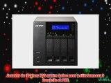 QNAP - TS-421 -Serveur de Stockage en R?seau NAS pour 4 Disques Durs Processeur Marvell 2.0GHz