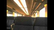 """HUGUES DRAYE : """"Quand le train m'emmène"""" (paroles et musique : Hugues Draye)"""