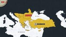 Les prémices de la grande guerre dans les Balkans