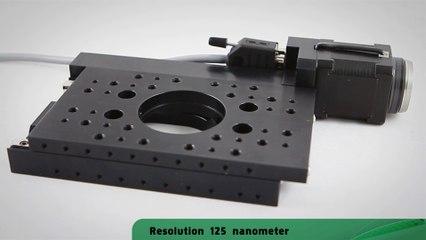 Linear Motion Table (motorized)