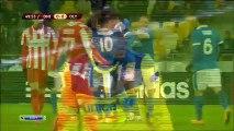 Днепр - Олимпиакос 2-0. Гол Ротаня Лига Европы УЕФА