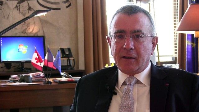 Message de Nicolas Chapuis, nouvel Ambassadeur de France au Canada