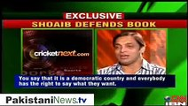 Shoaib Akhtar Thrashes Indian Media - Sachin may be your god but not mine