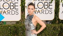 Hot Mama Alert! Mila Kunis Rocks Red Skinny Jeans 4 Months After Giving Birth