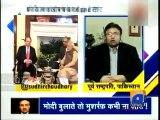 Pervez Musharraf Bashes Narendra Modi And Nawaz Sharif On Indian Television