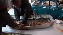 Classic VW BuGs How to Restore and Reupholster Rear Seats 1964 Earlier Beetles