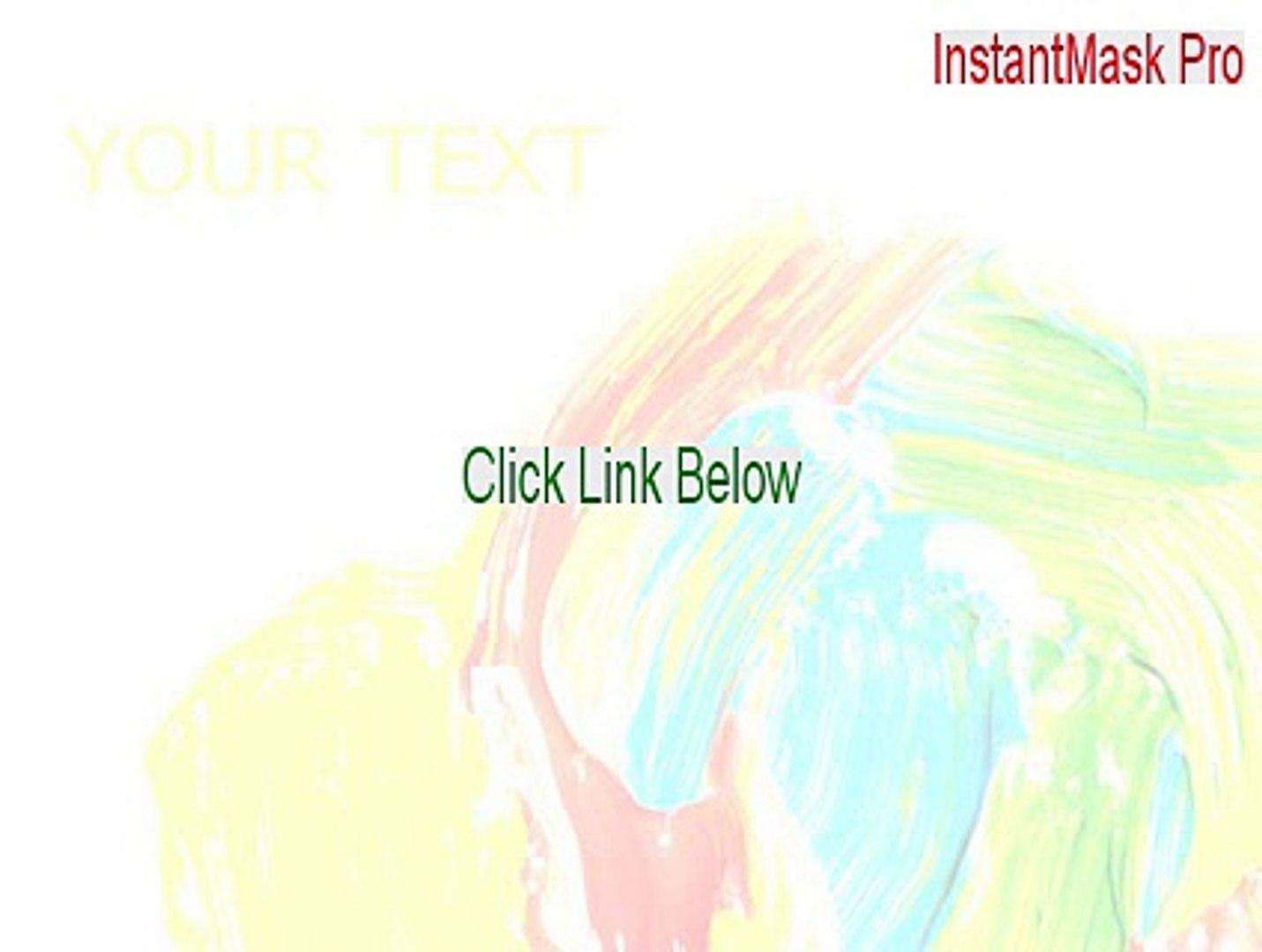 instantmask pro 2.8 crack