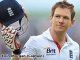 England Team for ICC Cricket World Cup 2015 Announced - England confirms 15 Man Squad