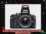 Olympus E-410 Appareil photo num?rique Reflex 10 Mpix Kit Objectif 14-42 mm Noir