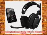 Astro Gaming Bundle Ampli Mixamp Dobly 7.1 et Casque Gaming A40 Noir