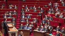 Le discours de Manuel Valls contre la motion de censure