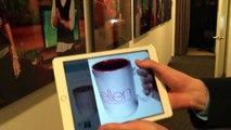 Le tour de magie de Simon Pierro avec un iPad Air 2