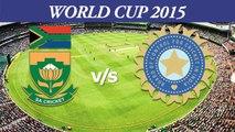 2015 WC Ind vs SA: SA coach afraid of Virat Kohli