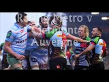 watch Racing Metro vs Clermont Auvergne Rugby match in Colombes