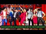 Promotion Of Movie Khoobsurat @ Cine Star Ki Khoj