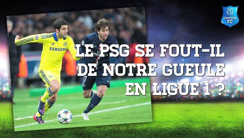 Le PSG se fout-il de notre gueule en Ligue 1 ?