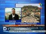 Ministros de economía de la Eurozona debatirán sobre la deuda griega