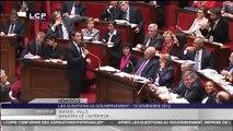 Manuel Valls à lUMP  Le retour du terrorisme, cest vous !Manuel Valls to the UMP The return of terrorism, it is you!