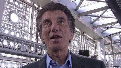 Jack Lang - Conférence de presse du Festival Arabesques à l'IMA