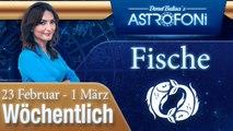 Monatliches Horoskop zum Sternzeichen Fische (23 Februar-01 März 2015)