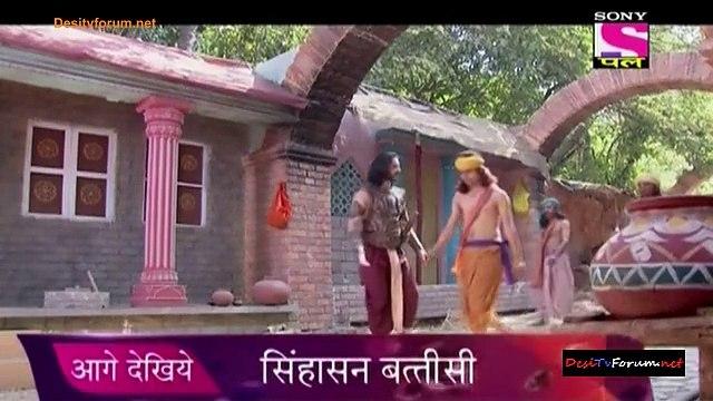 Singhasan Battisi 20th February 2015 Video Watch Online pt2