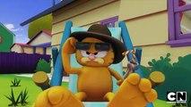 Squirrel Chasing   The Garfield Show   Cartoon Network