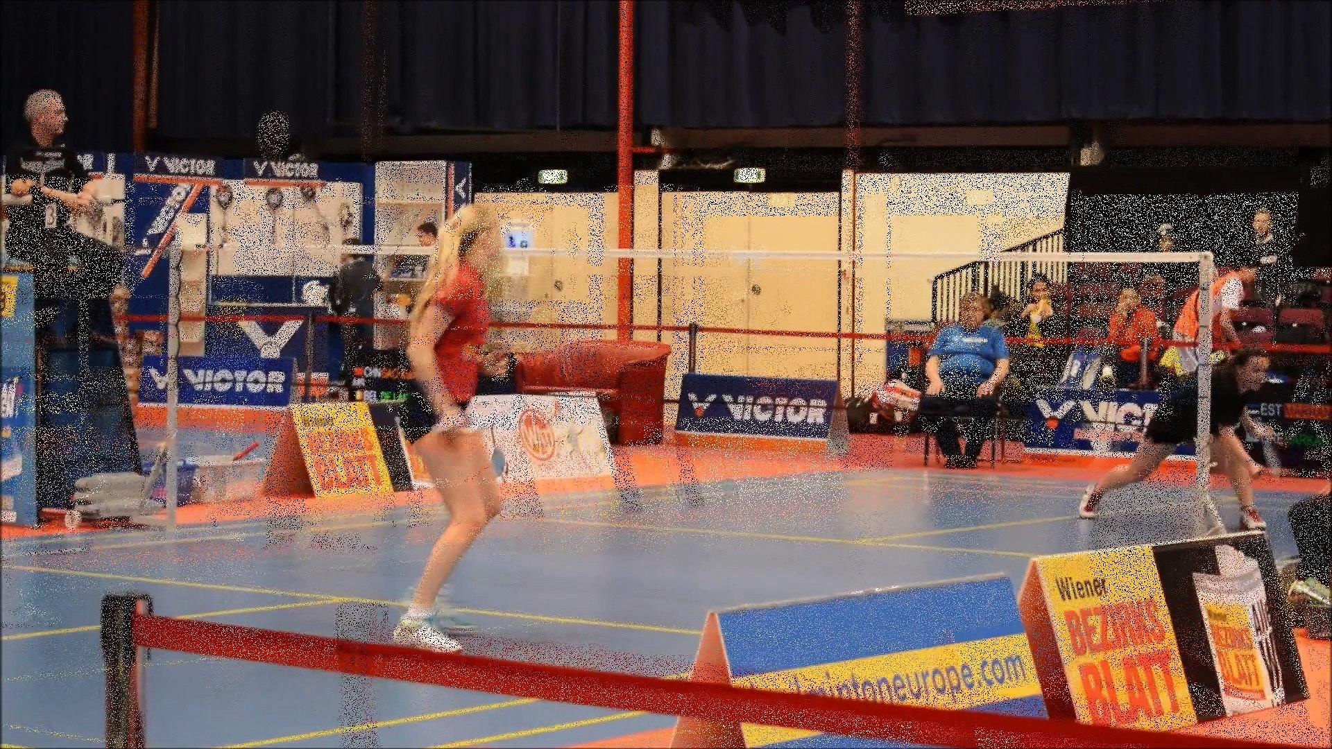 Badminton Austrian Open 2015