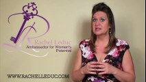 What prevents women to reach their full potential? #5 Life - Rachel Leduc 2015
