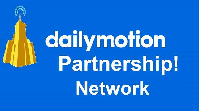 YDLNetwork & Creator Minds | Dailymotion Partnership Network!