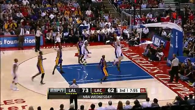 Top 10 Plays of the 2011-2012 NBA Regular Season