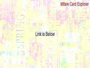 MIFARE Resource | Learn About, Share and Discuss MIFARE At
