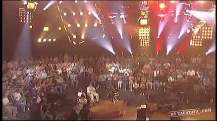 Taratata 1995 - Nagui manque de respect à Fabe