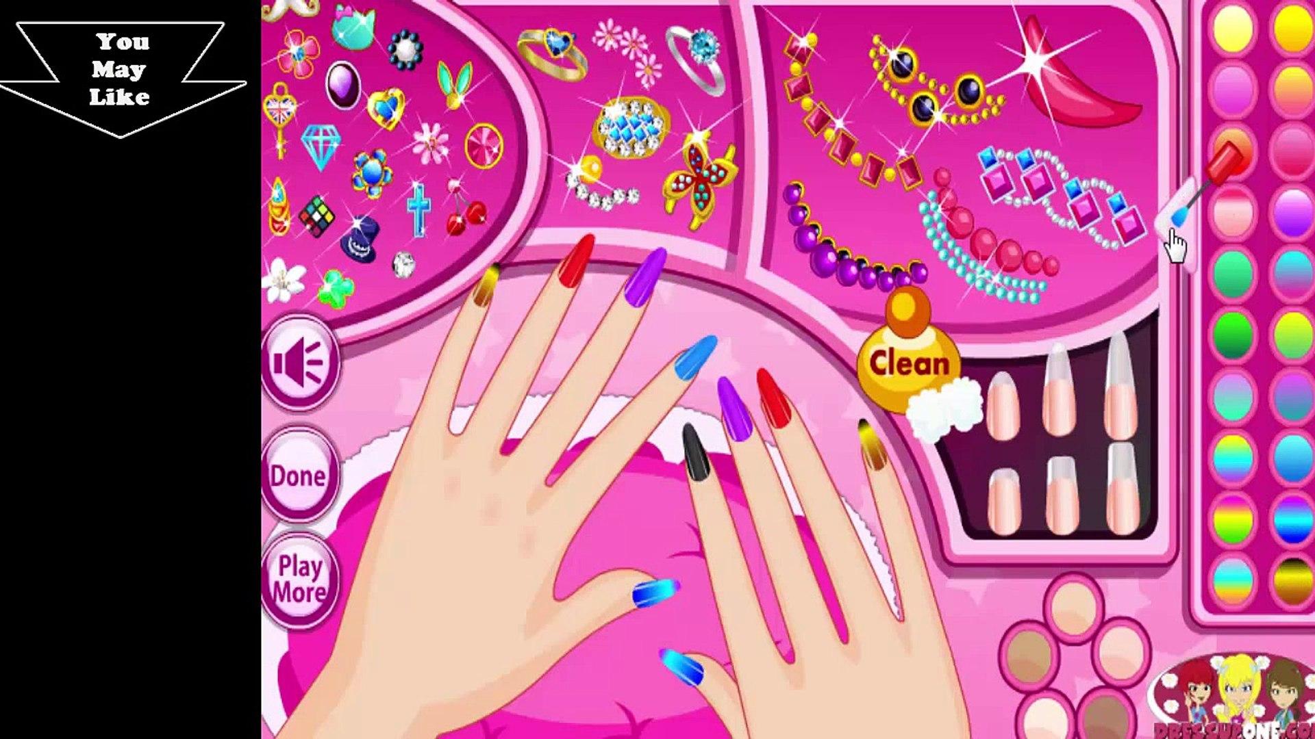 ▐ ╠╣Đ▐► Fashion games - Fashion Nail Salon game