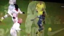 La magnifique passe-roulette de Lucas Contre Lille, The beautiful pass roulette Lucas Against Lille!