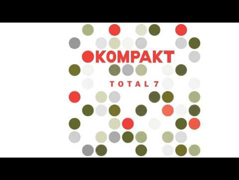 Justus Köhncke - Love and Dancing 'Kompakt Total 7' Album