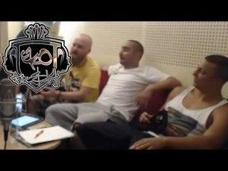 Eko Fresh - Farid Bang Hiphop.de Insider - live im Studio!