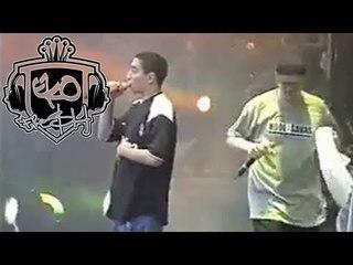 Eko Fresh und Kool Savas beim Splash - Part #2