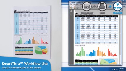 Innovation Samsung Smart Thru Workflow Lite