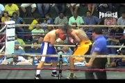 Pelea Nerys Espinoza vs Marlon Amador - Video Prodesa